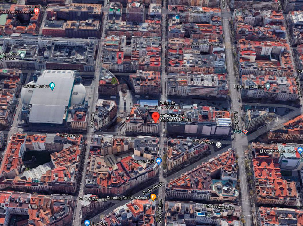 ubicacion-calle-goya-82-madrid